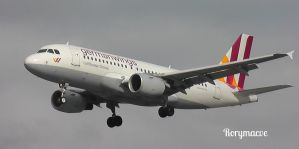 Germanwings Airbus A319-112 D-AKNU by The-Transport-Guild