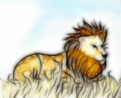 Lion by m33mt33n