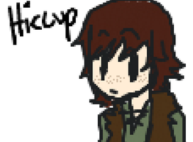 Tiny Hiccup by sailor663