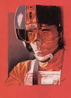 Wedge Antilles by GabeFarber