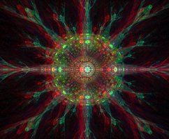 3D Anaglyph Number2 by mynameishalo
