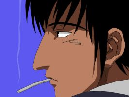 Wolfwood by aleztron