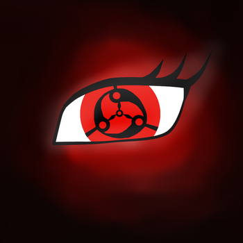 Sharingan new by immortalKara1986