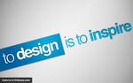 To Design is To Inspire by friedpinkelephant