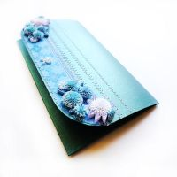 quilling envelope winter mess by othewhitewizard