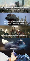 The Avengers: Age of SpaceGodzilla No Strings by Sideswipe217