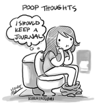 Poop Thoughts by Shmell0w