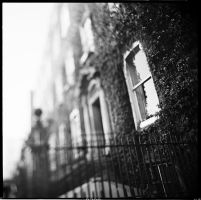 Dublin - Black and White XIV. by Valdoo
