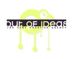 Out Of Ideas Logo by GuardfeldDB