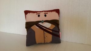 Handmade Lord of the Rings Sam Pillow mod. 2 by RbitencourtUSA