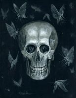 DEATH MOTHS by RSConnett