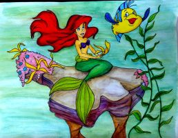 :Ariel: by Shreshtha24