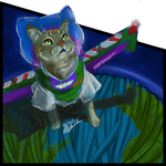 Buzz Lightmeow by Shmell0w