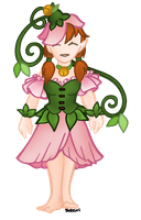 Outfit Adopt No. 5: Pink Petal Fairy (closed) by Trinkety