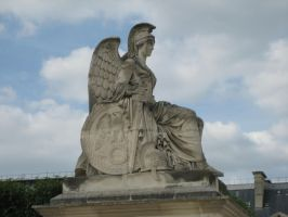 Roman angel 2 by CAStock