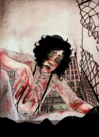 Bloodstained by faveldelannoy