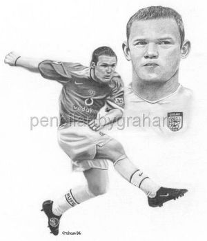 Rooney - Rooney by drawman61
