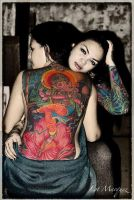 Francesca Chan Tattoo Collector PH SFWTP by AmenAvifail