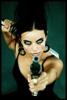 Killer Woman 2 by GuyLeRoy