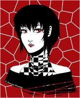 Red, Black and White by lordmegi