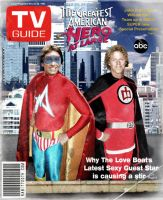 Greatest American Hero at Large TV Guide (DIRTY) by Rabittooth