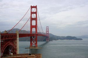 The Golden Gate... by dale427