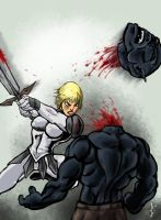 Claymore by DW-DeathWisH