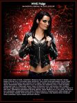 WWE 2k16 Paige Journal Skin by MrOrbital
