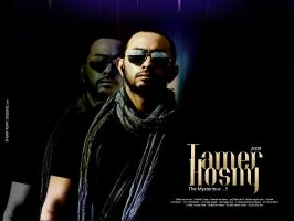 The Mysterious TAMER Hosny by ShekOo