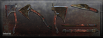 Undead Axe by uAll