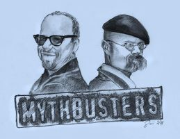 Mythbusters by Sini-M