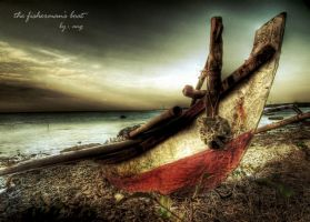 the fisherman's boat by luct-angga