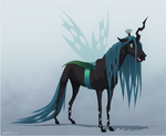 Queen Chrysalis by Wild-Hearts