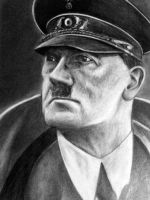 Adolf Hitler by NLITO