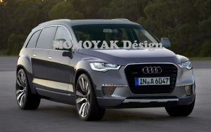 Audi Q9 Concept by MOMOYAK by MOMOYAK