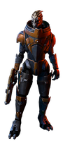Turian (Default) by rome123