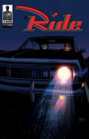 The Ride Cover by Andrew-Robinson
