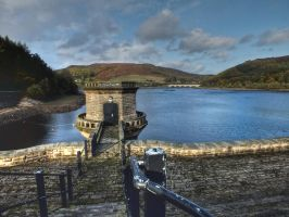 Ladybower tower by CharmingPhotography