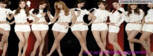 snsd chocolate love Facebook cover 2 by alisonporter1994