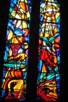 Stained Glass by Amor-Fati-Stock
