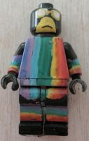 Lego Rainbow Raider by IcarusMach9