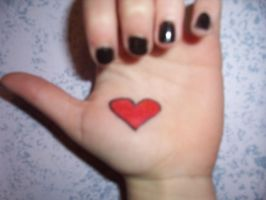 Heart In The Palm Of My Hand by faither1382