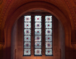 Royal Ontario Museum - Stained Glass by Ammoniite