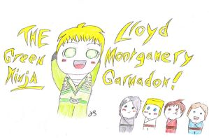 Lloyd Montgamery Garmadon! by EKKawaii