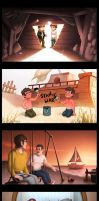 Gravity Falls- A Tale of Two Stans by lydia-the-hobo