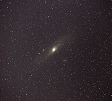 M31 Andromeda Galaxy by TearsofEndearment
