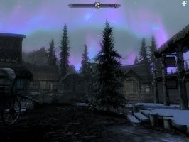 Screenshot: Skyrim Twilight by BobOfTibia