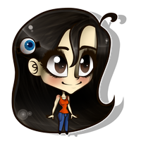 New chibi style c: by LaTameh