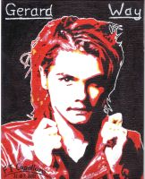 Gerard Way by Run-Asthma-Run