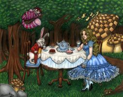 +Tea Party+ by MaliciousMisery